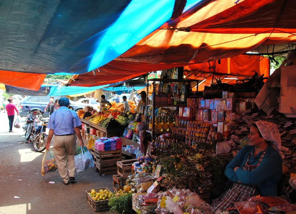 Mercado Cuatro © Leandro Neumann Ciuffo / Flickr