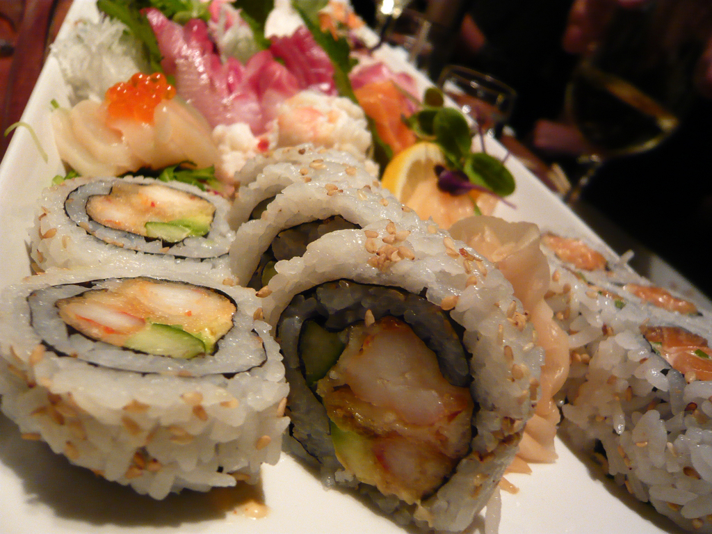 Sushi |©Jessica Spengler/Flickr