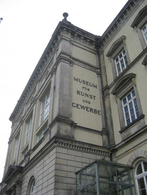 Museum fuer Kunst und Gewerbe | © Erin Stevenson O'Connor / Flickr