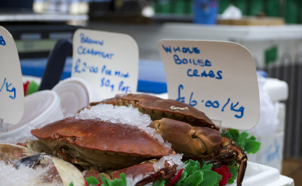 Whole Crabs | © Marianna Saska/Flickr