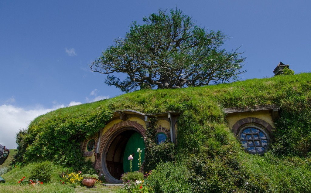 Hobbiton | © Jeff Hitchcock/Flickr