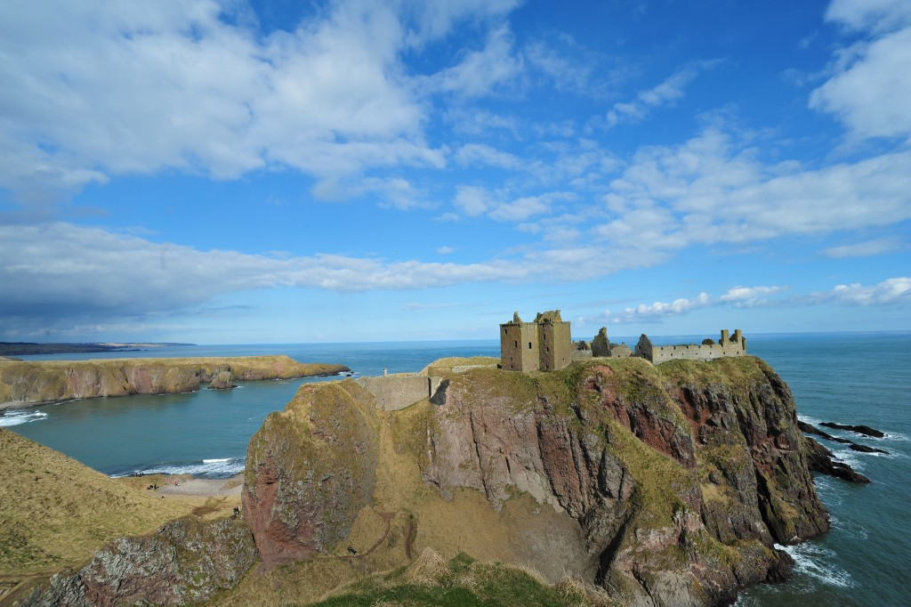 Dunnottar Castle | © pbutke/Flickr