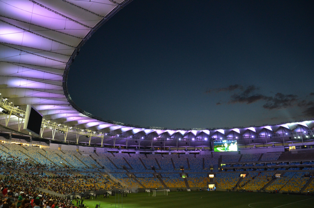The largest stadium in Brazil |© Alexandre Macieira|Riotur/Flickr