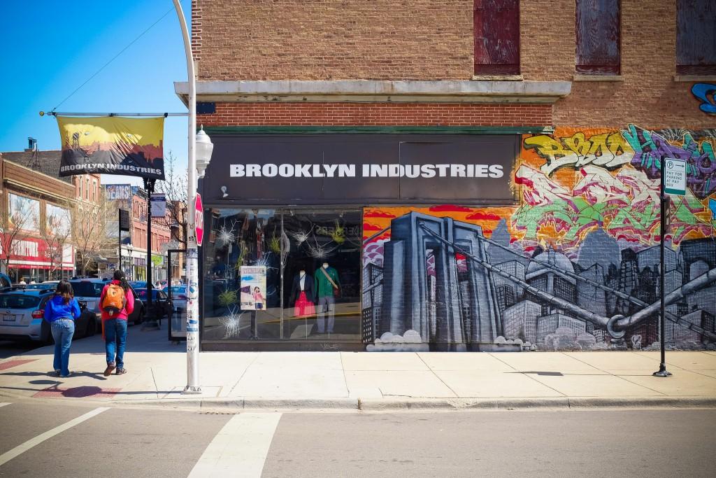 Sean Davis | Brooklyn Industries | © Flickr