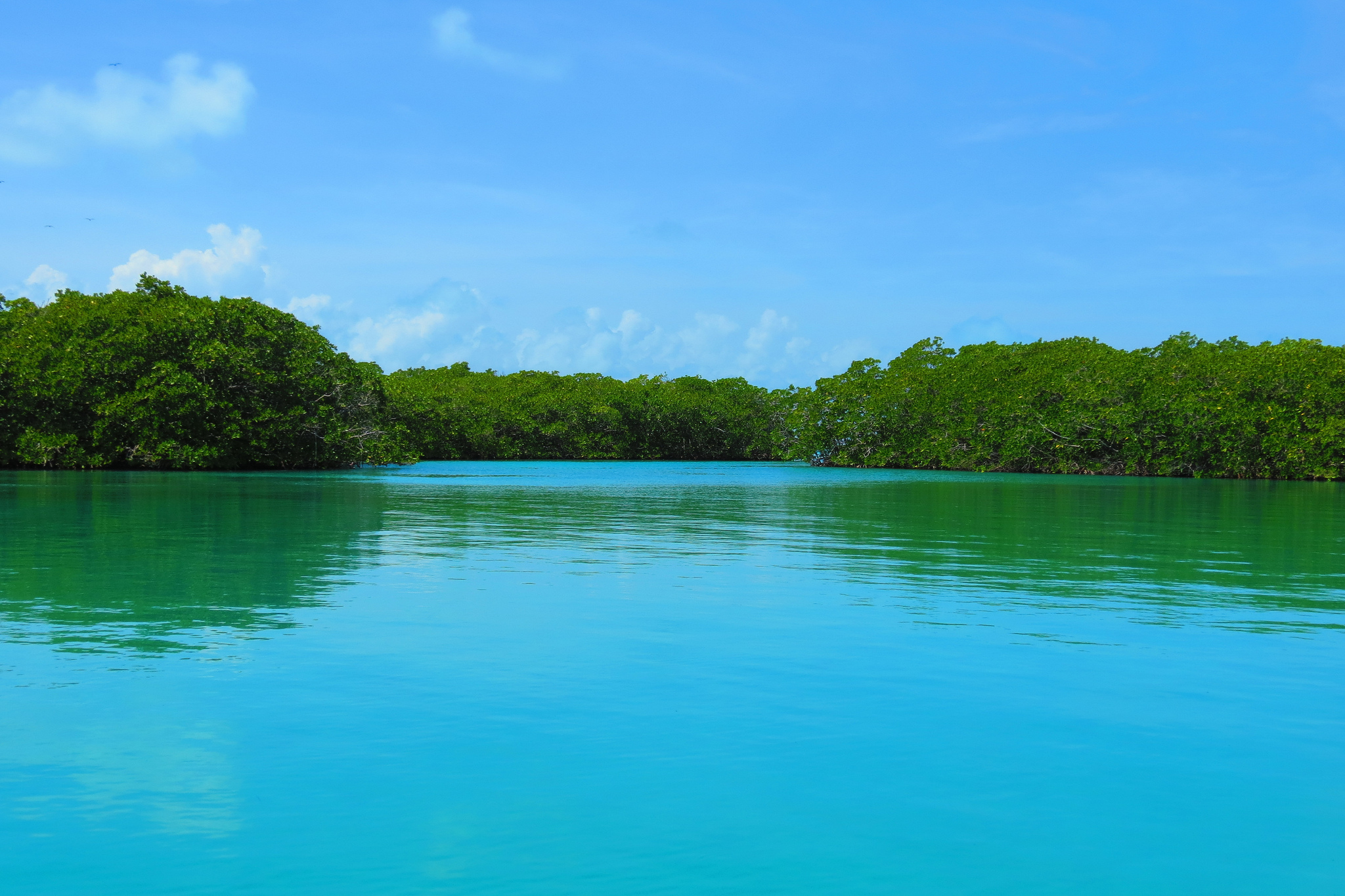 Sian Ka'an Biosphere Reserve | © Lara Danielle/Flickr