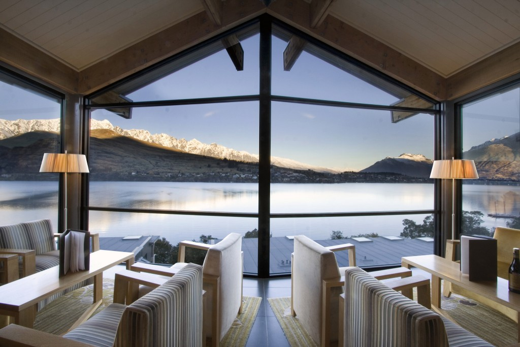 The best boutique hotels in queenstown new zealand for Great small hotels