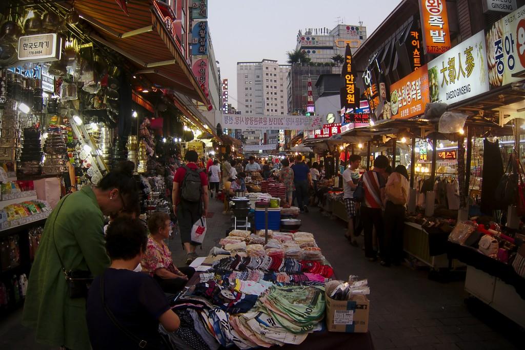 Namdaemun Market | © Adrián Pérez / Flickr