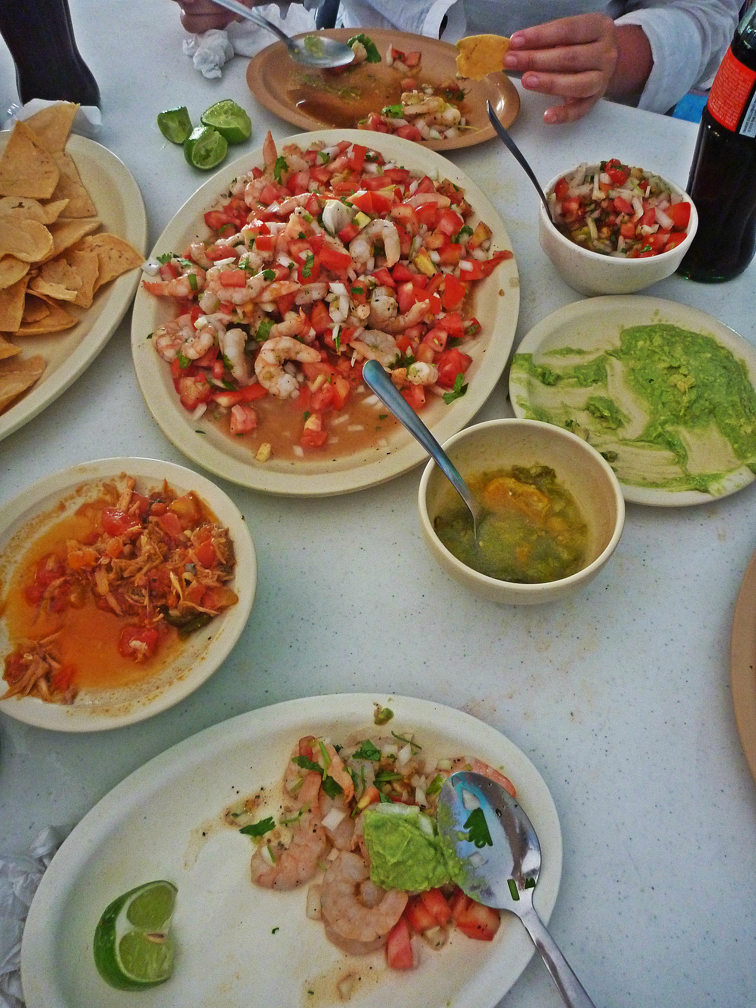 Dine at El Camello, Tulum | © Jésus Dehesa/Flickr
