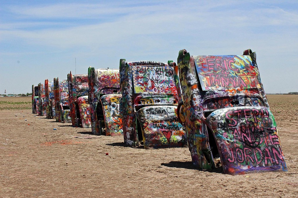 Cadillac Ranch © scott1346