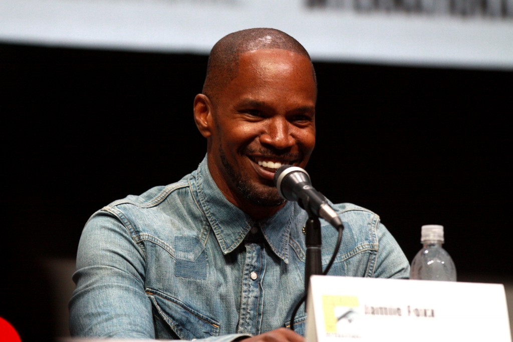 Jamie Foxx at Comic Con 2013 | © Gage Skidmore / Flickr