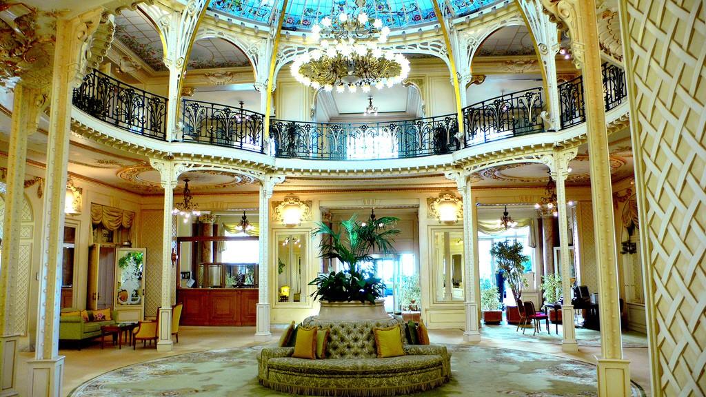 Hotel Hermitage   © Herry Lawford / Flickr