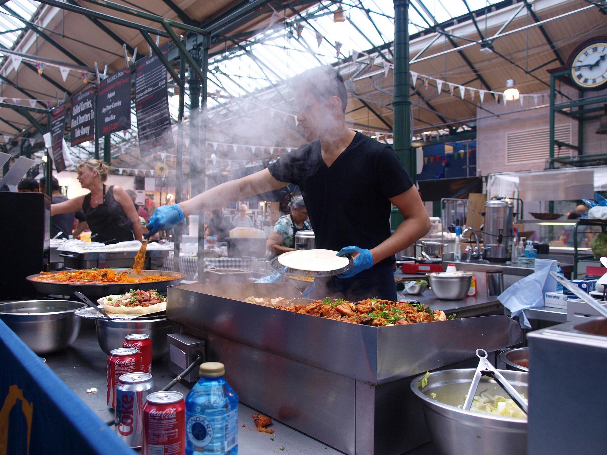 St George's Market | © Tomislav Medak/ Flickr