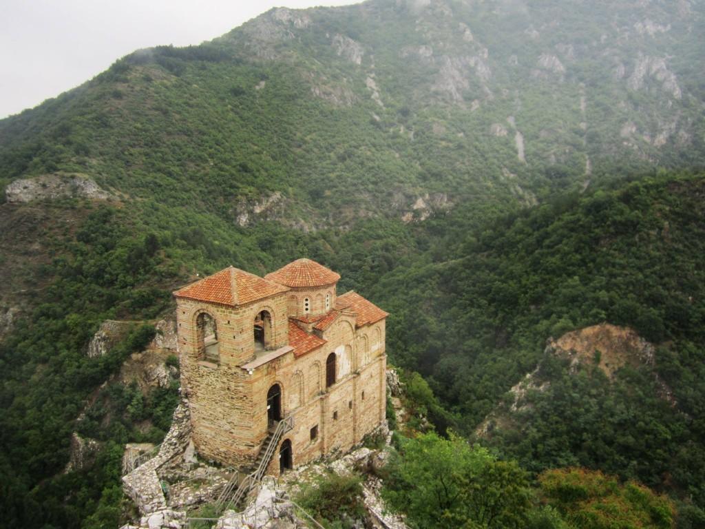 Asenova Fortress | © alexis88bg/WikiCommons