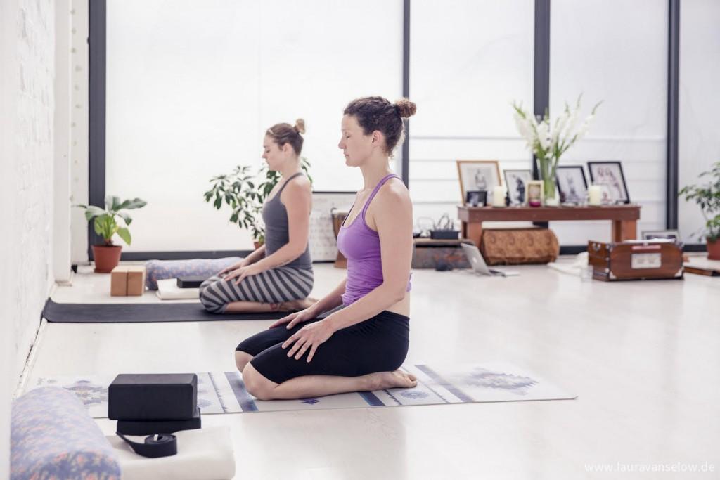 Breathe... © Courtesy of Air Yoga