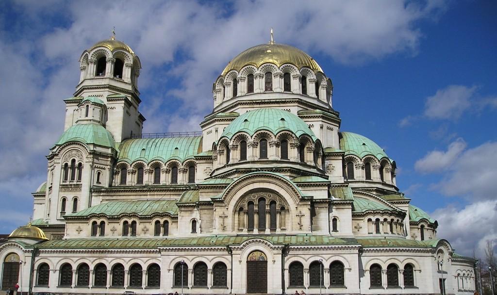 Alexander Nevski Cathedral | © Pixabay