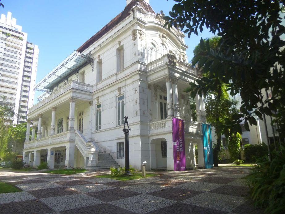 Palacete das Artes / © Caramunhão / Wikimedia Commons