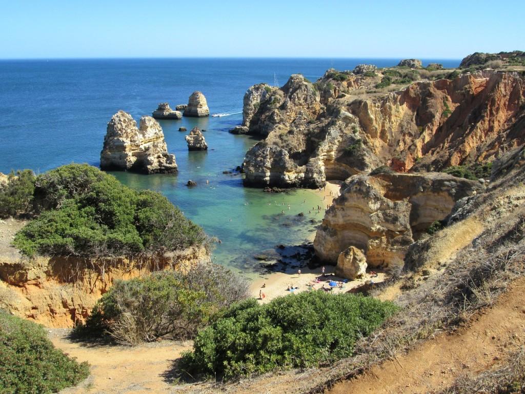Lagos, Algarve © Pixabay