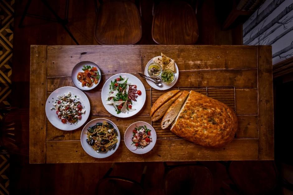 Amazing food at Little Mana │© Karen Mandau / Courtesy of Little Mana