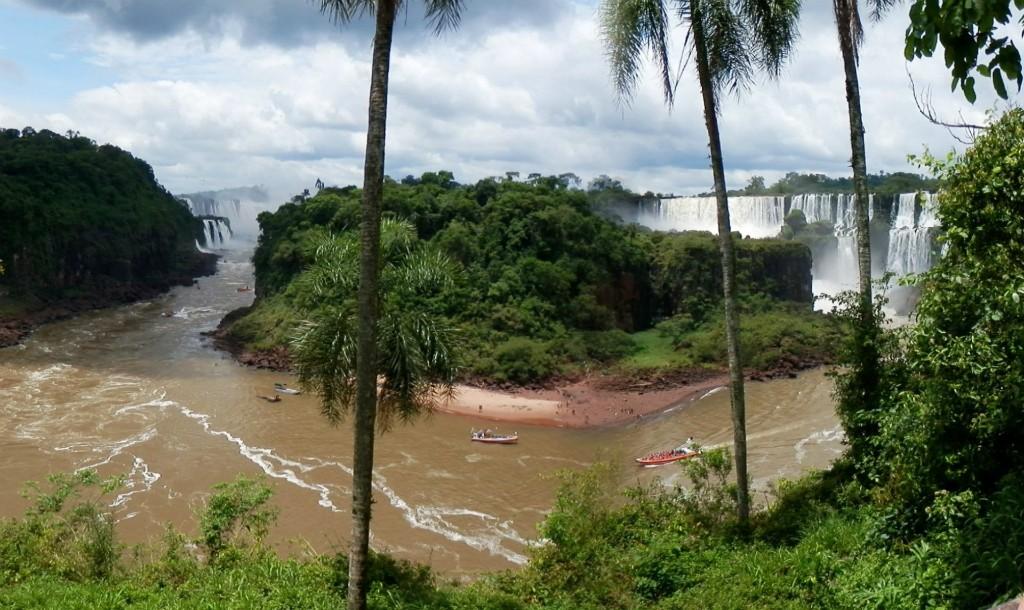 Iguazú Falls © JDubya59 / Pixabay