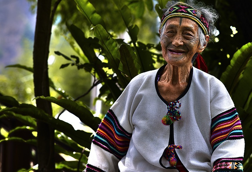 The Meaning Behind Facial Tattoos for the Taiwanese Atayal Indigenous