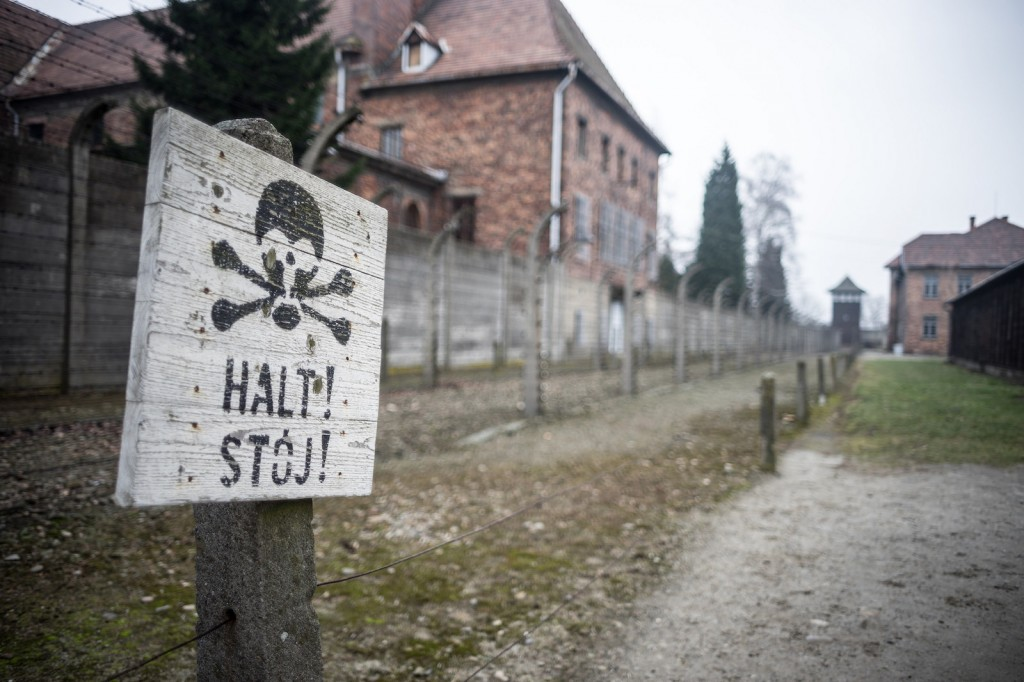 Auschwitz | © Fabrizio Sciami/Flickr