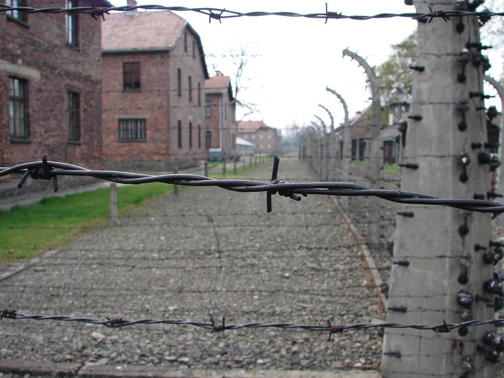Auschwitz | © Antony Stanley/Flickr