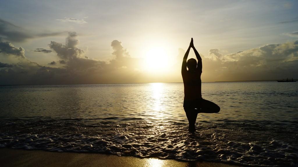 Yoga in Nature | © Pixabay