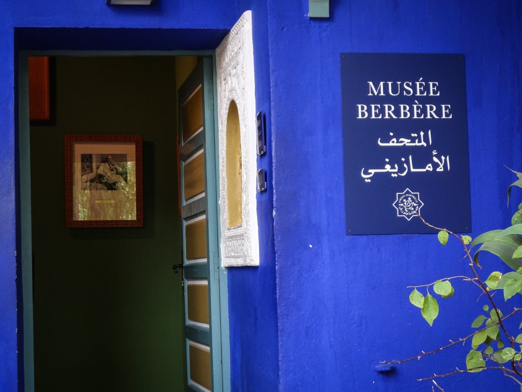 Berber Museum at Majorelle Garden | © Michael Button / Flickr