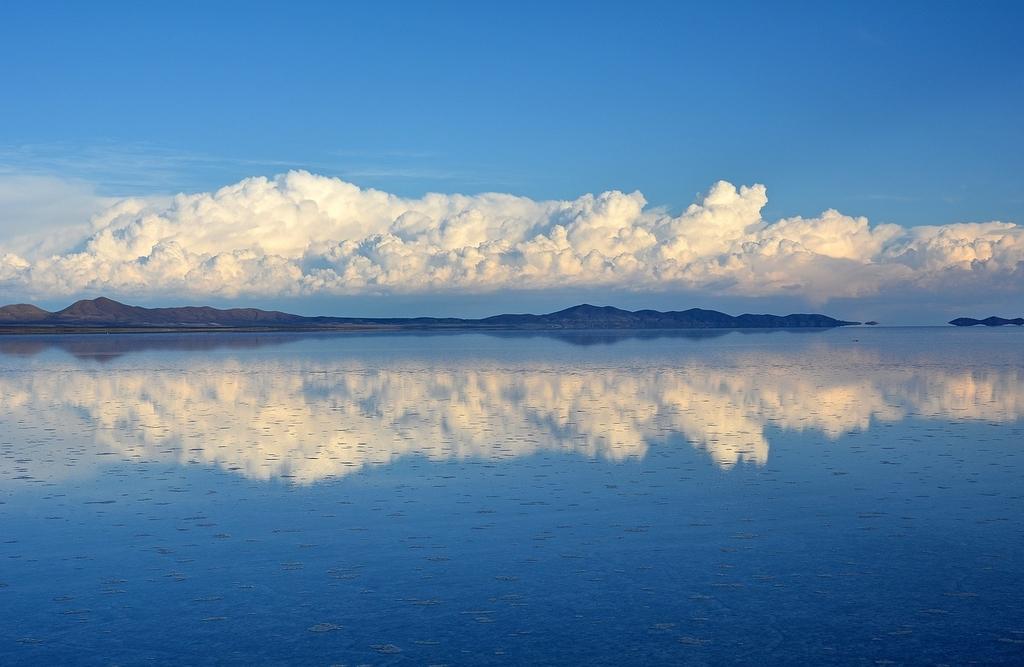 Bolivia salt lake | pixabay