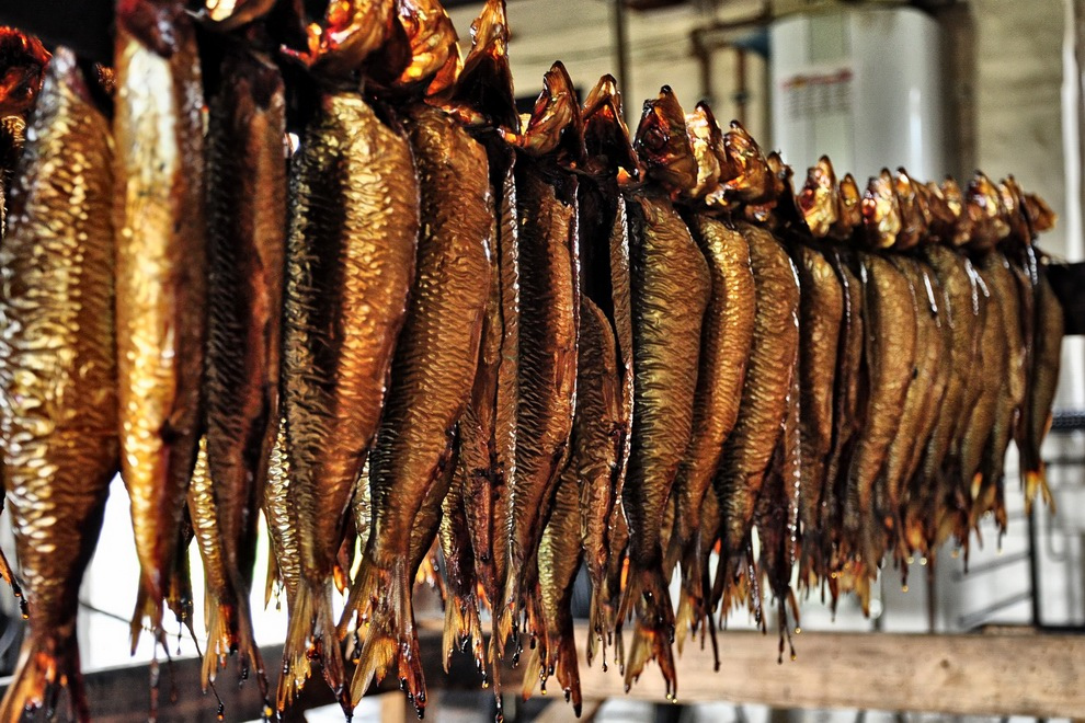 Smoked Herring | © Szymon Nitka / Wikimedia Commons