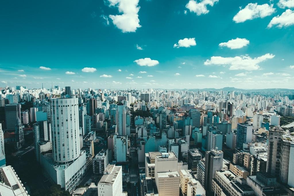 Brazilian city | pixabay