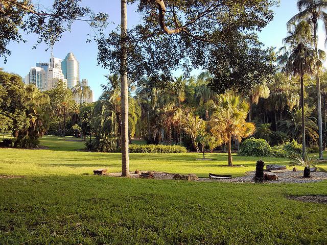 Brisbane City Botanic Gardens | © Marit & Toomas Hinnosaar/Flickr
