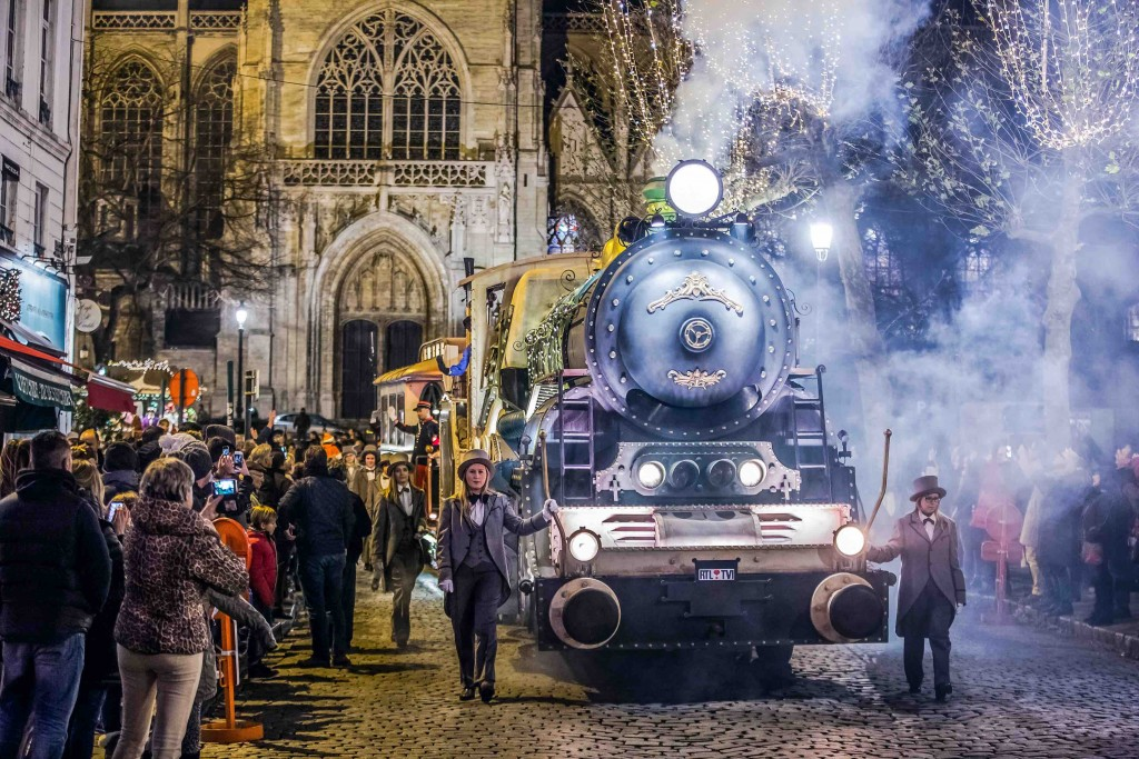 Brussels Christmas parade | © Eric Danhier / courtesy of visitbrussels.be