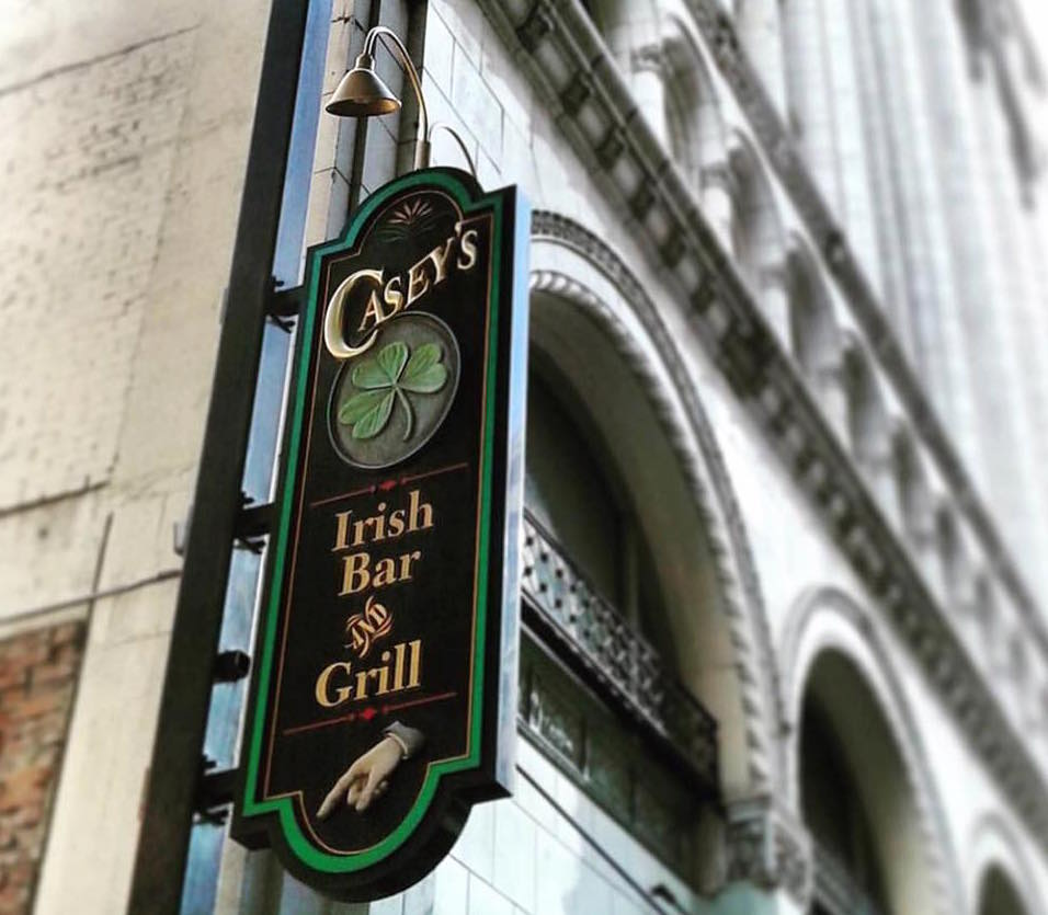 Casey's Irish Bar | Courtesy of 213 Hospitality