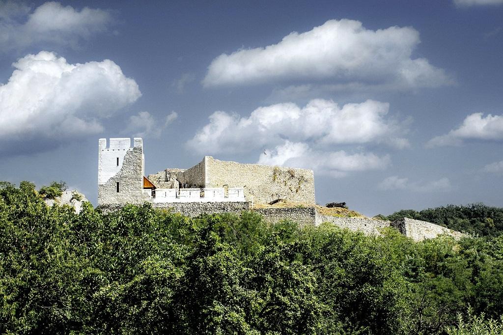 Csókako castle Hungary