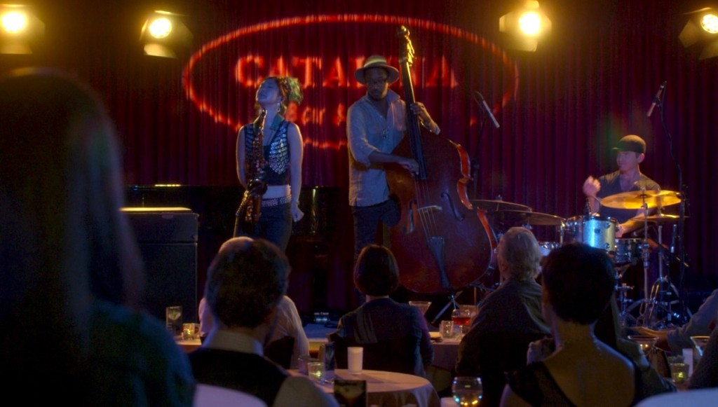 Grace Kelly performs at the Catalina in an episode of Bosch | Courtesy of Amazon