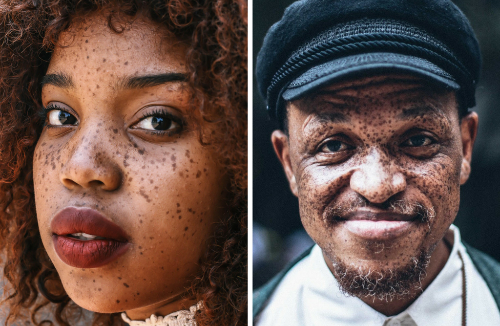 Portraits by Cedric Nzaka