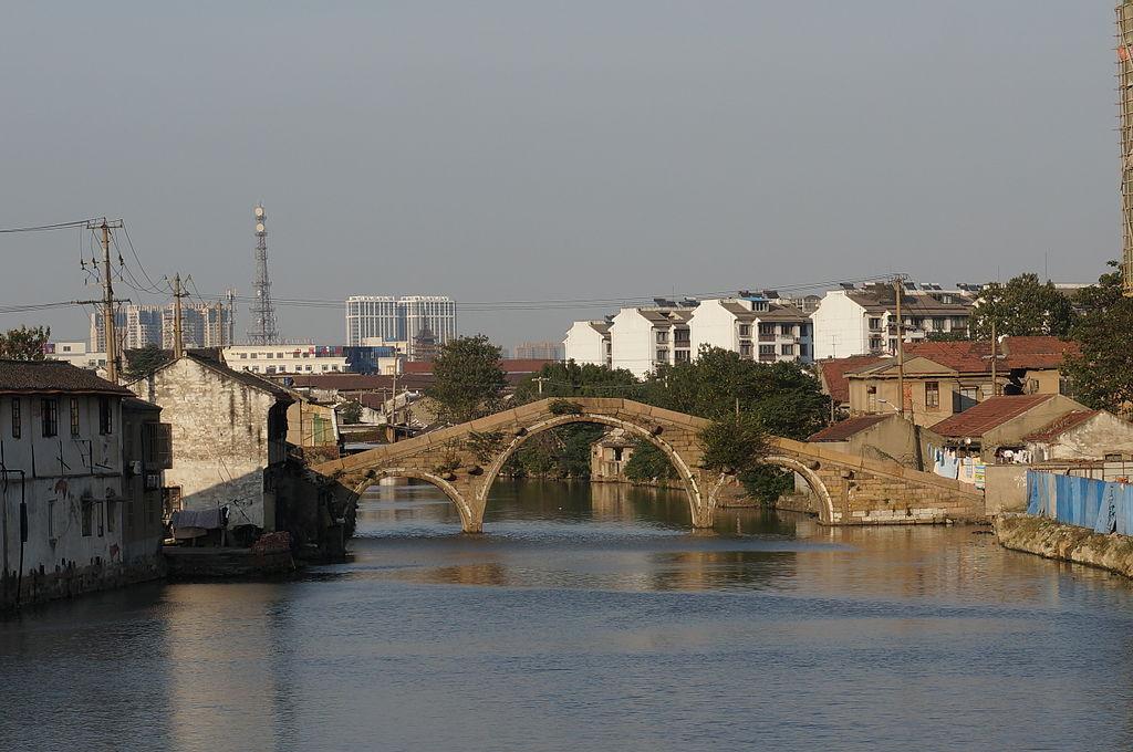 Changshu | Courtesy of Wikimedia Commons