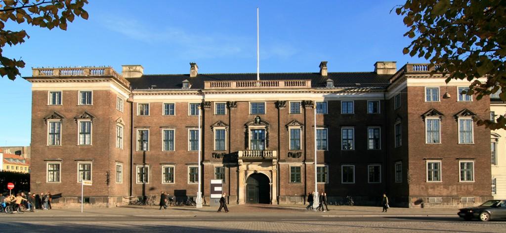Charlottenborg Palace   © Mahlum / Wikimedia Commons