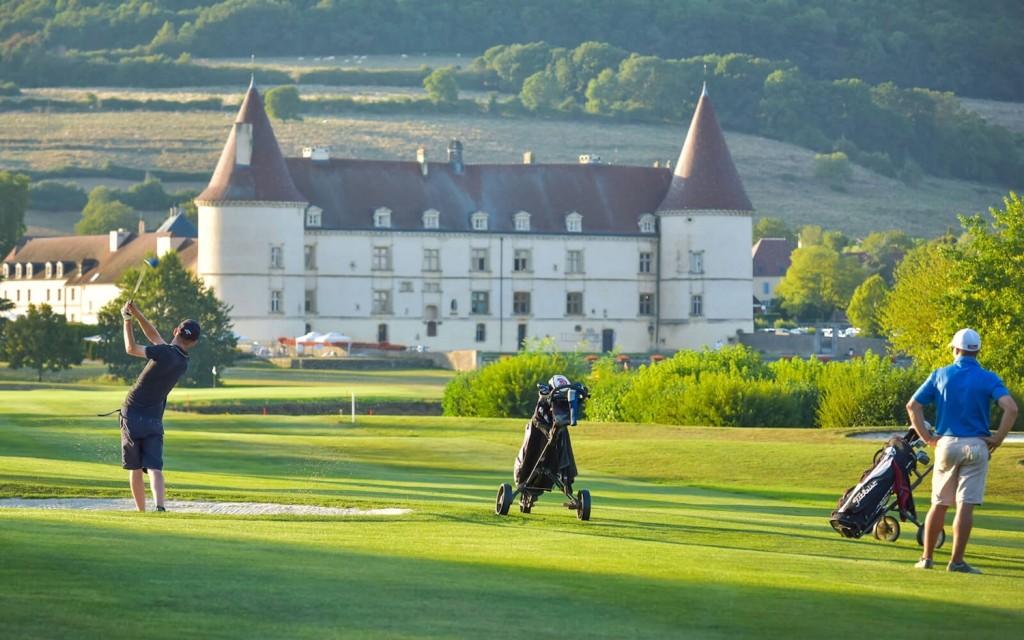 ©Château du Golf de Chailly, Burgundy