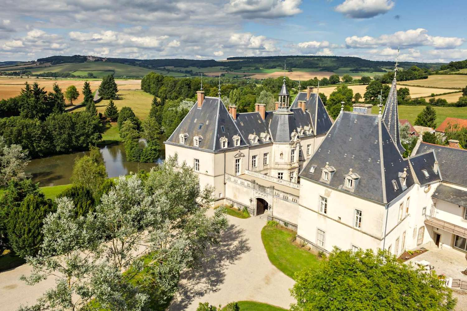 10 palaces in and around dijon you can actually stay in