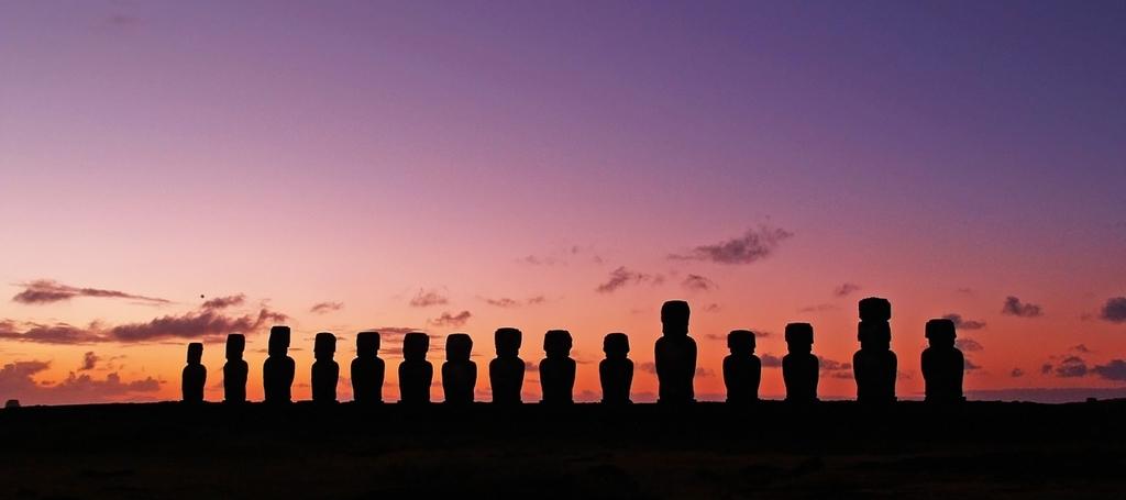 Easter Island, Chile | Pixabay