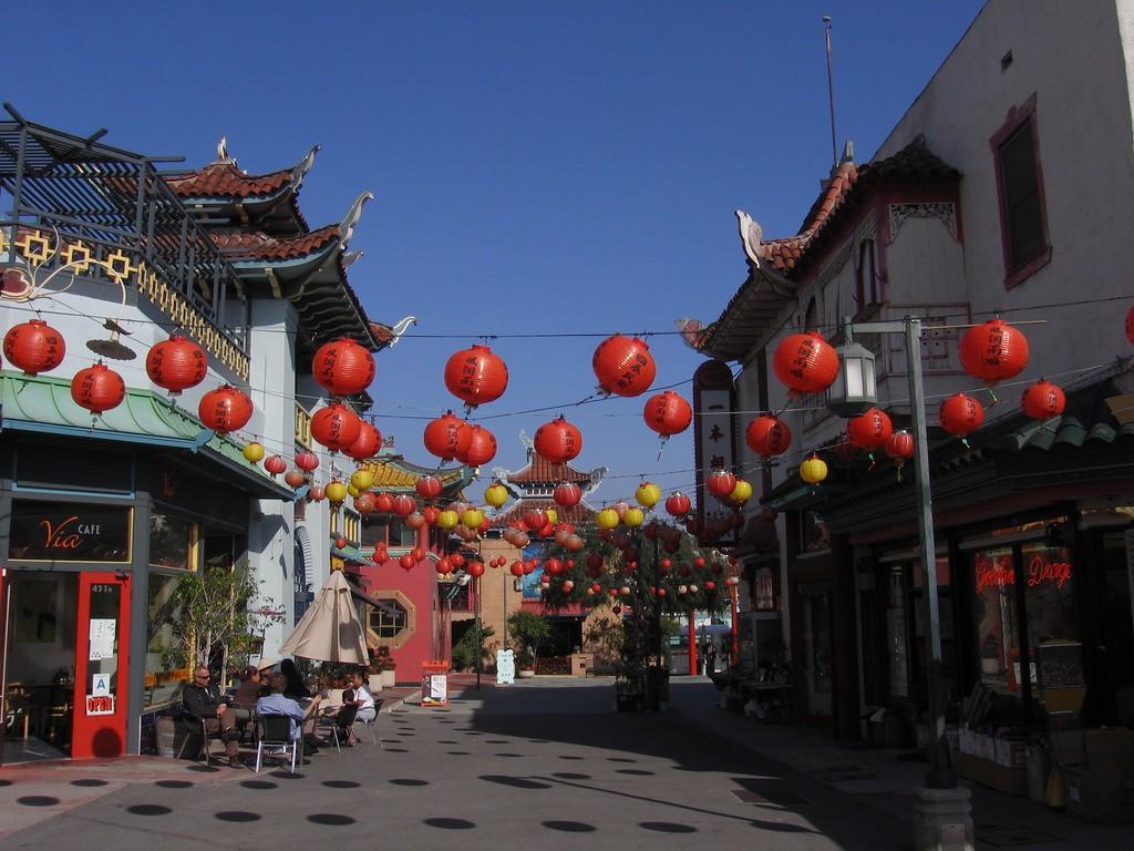 Chinatown|©Amit/Flickr