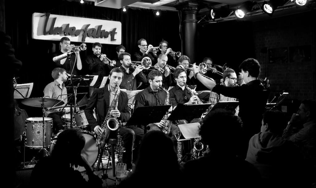 Christian Elsässer Orchestra © Lena Semmelroggen