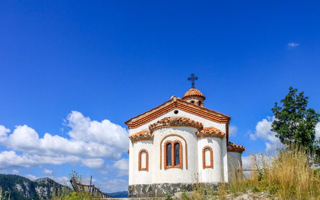 A remote church in Bulgaria | © Pixabay