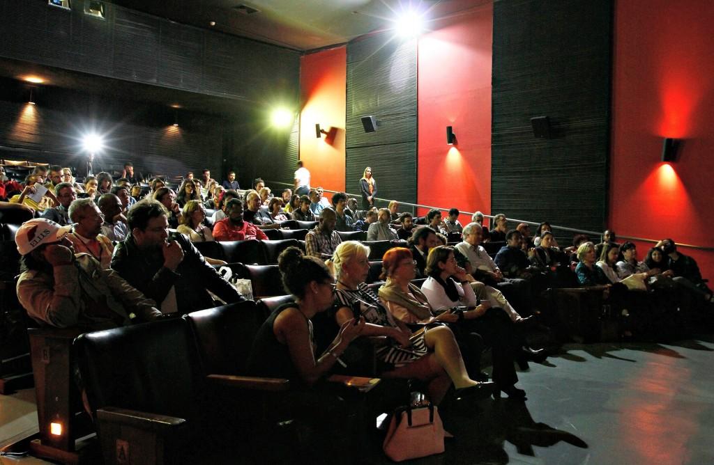 Spcine Olido Movie Theatre © Heloísa Ballarini