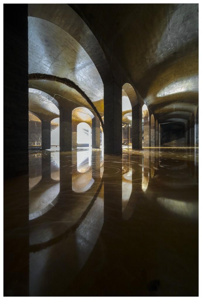 The Cisterns | © Jens Markus Lindhe