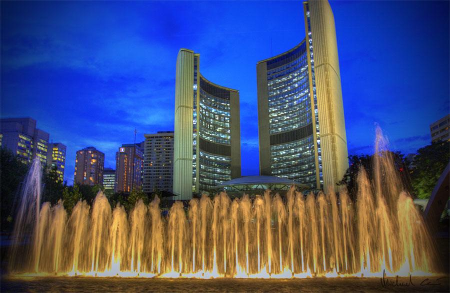 City Hall, Toronto | © Michael Caven / Flickr