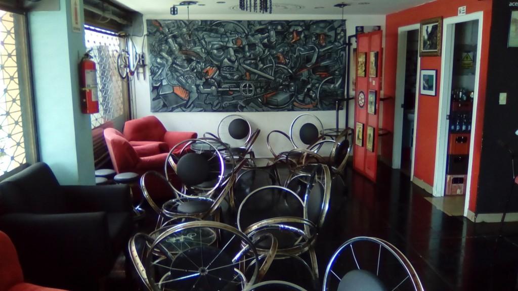 La Cleta Bici Café