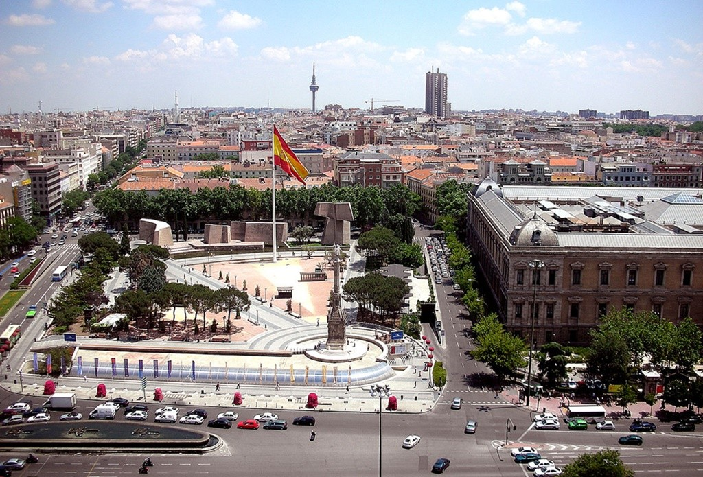 The Plaza de Colón | © Enrique Dans/Wikipedia